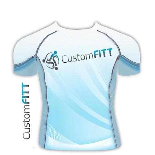 CustomFITT needs a new t-shirt design