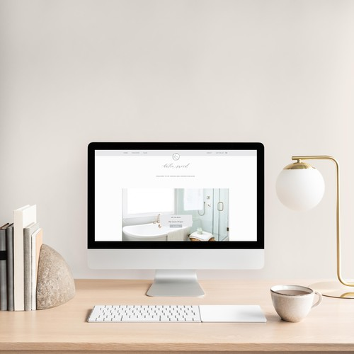 Katie Sneed Interior Design Brand/Website Design