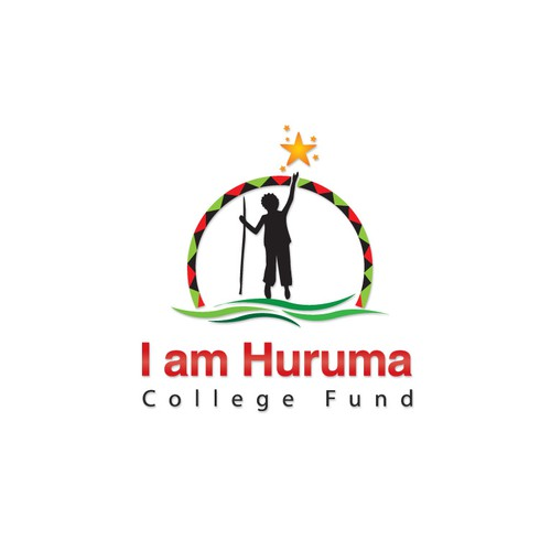 Logo design for I Am Huruma College Fund