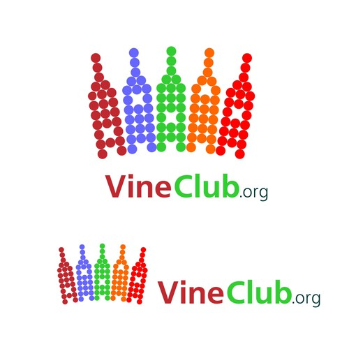 Professional Logo & Identity for VineClub.org