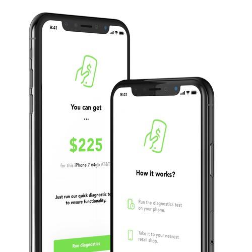 App on boarding - InstantPay