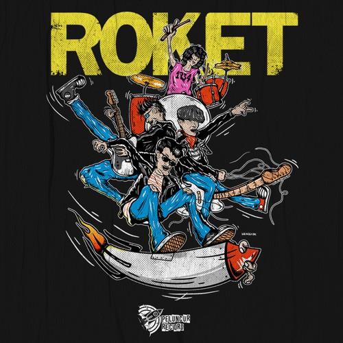 Roket Album Cover