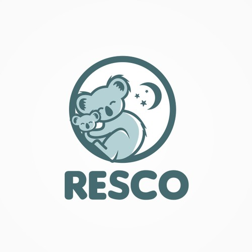 Koala logo for Resco
