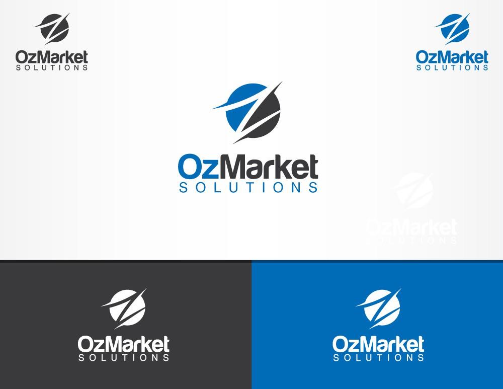 Oz Market Solutions needs a new logo