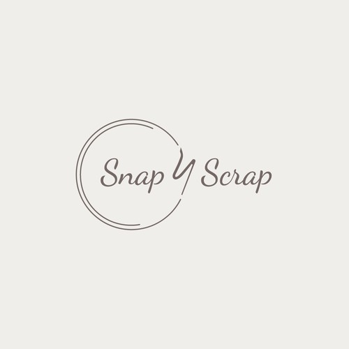 Logo for photography brand