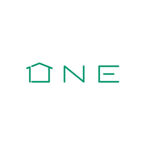 Minimal logo for Smart Home Automation company.