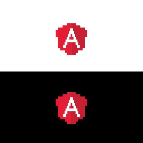 8 Bit logo