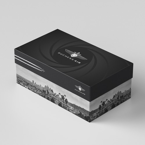 Duchess Air Shoe Box
