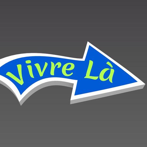 logo for Vivre là