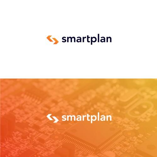 Smartplan Logo ( suggestion two )