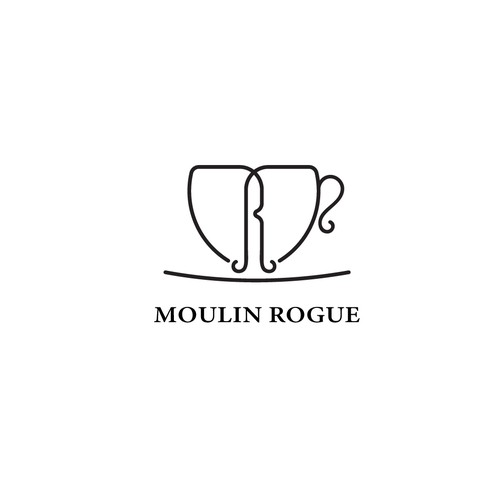 Minimalist Logo for a Coffee Shop