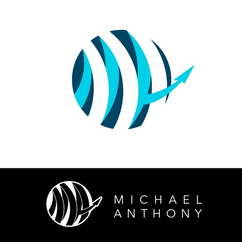 Michael Anthony logo design