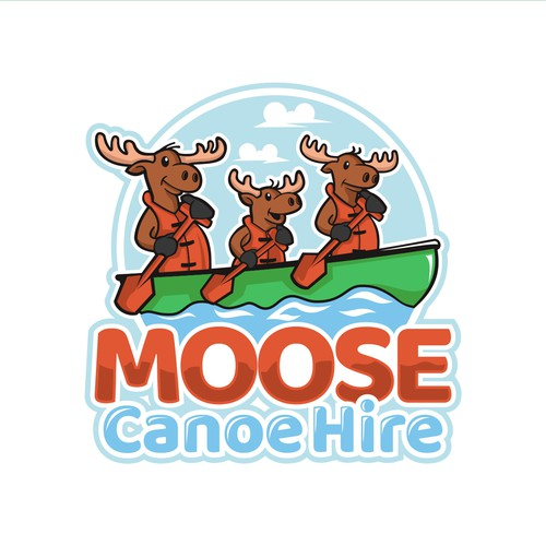 Winner of Moose Canoe Hire Contest
