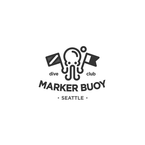 Buoy Dive Club Logo