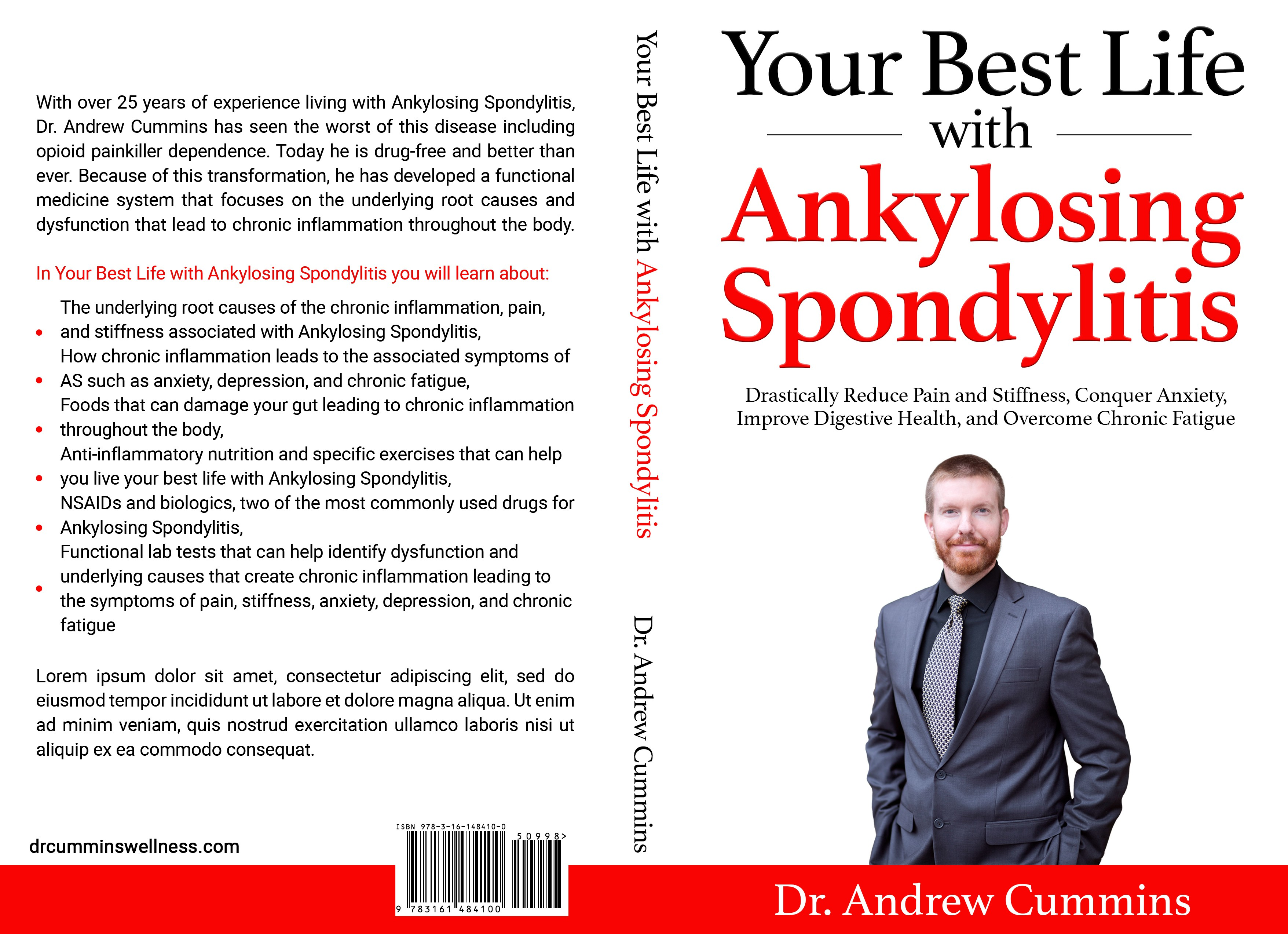 I need a professional Book Cover Design to help millions overcome chronic pain