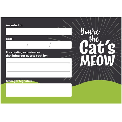 Cat's Meow Cards