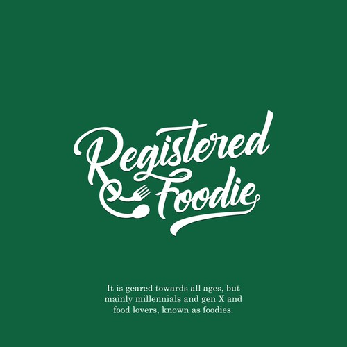 Registered Foodies