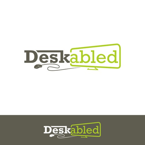 WoW logo for Deskabled - Got The Winning Concept?