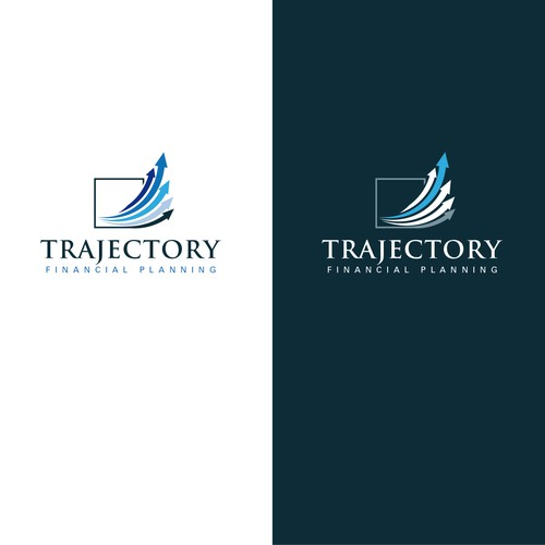 Trajectory arrows design
