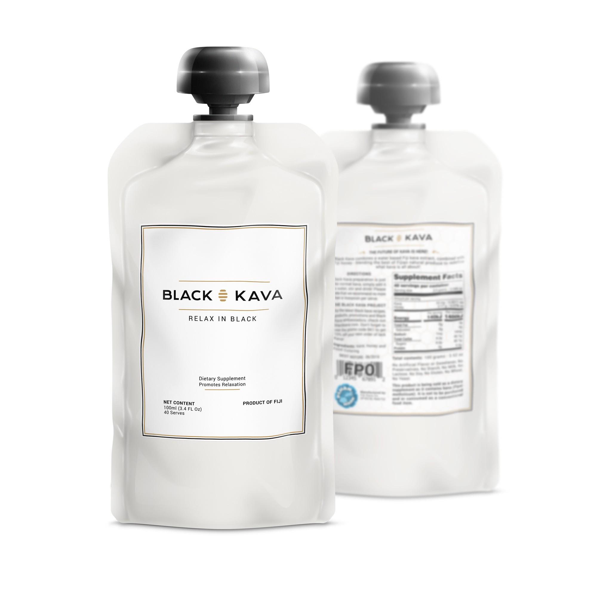FDA compliant packaging/lables for Black Honey