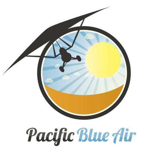 Logo for Pacific Blue Air