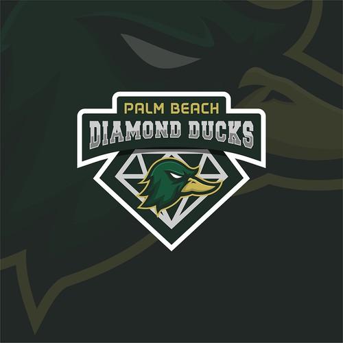Palm Beach Diamond Duck