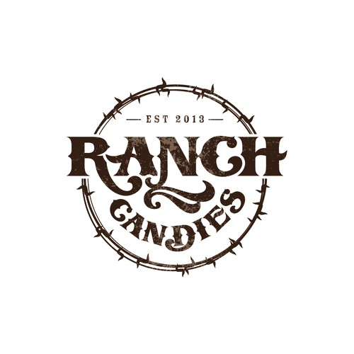 Ranch Candies logo