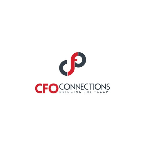 Logo for accounting and financial consulting business