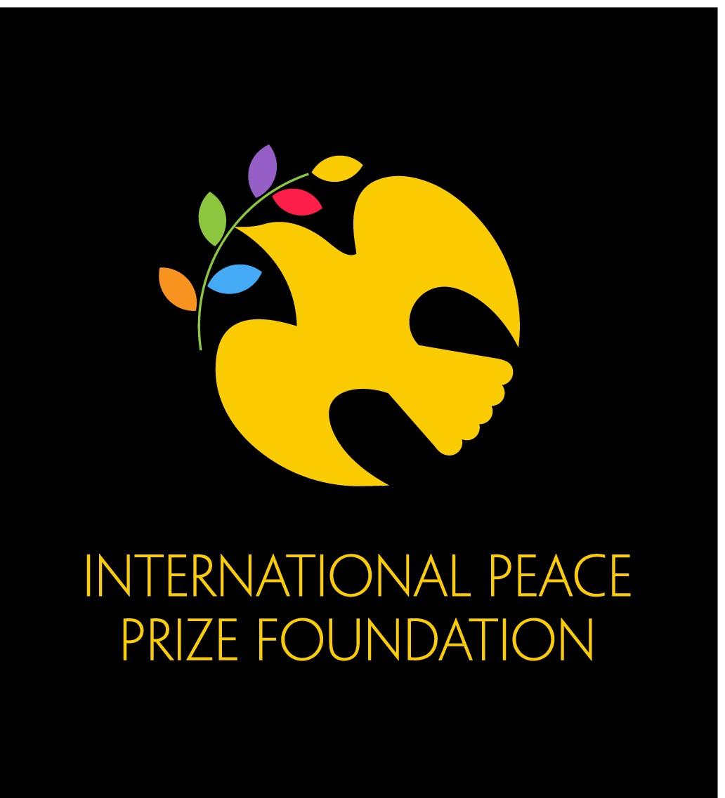"""""""International Peace Prize Foundation needs worldly logo"""""""