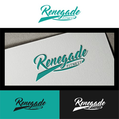 logo concept for renegade