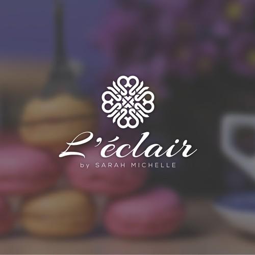 Logo for L'Éclair