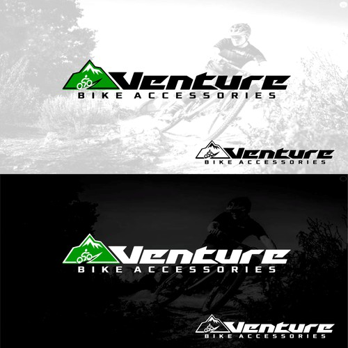 Venture Bike Accessories Logo