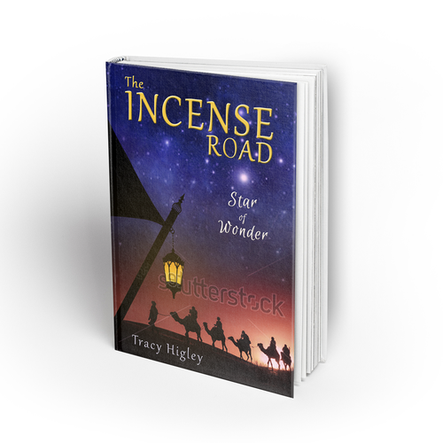Book 1 in a historical suspense series set in Ancient Arabia