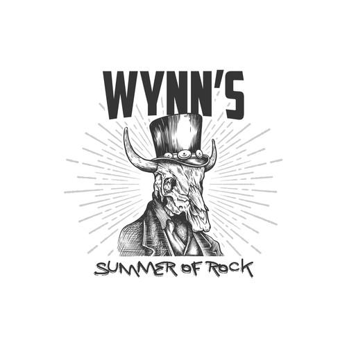 "Wynn's Ice Cream ""Summer of Rock"""