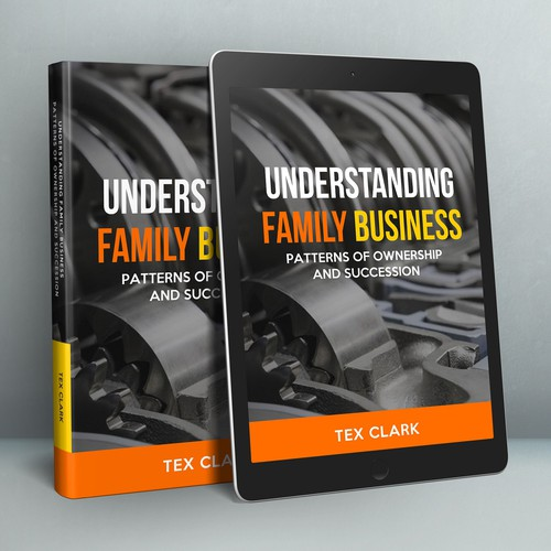 "Book Cover ""Understanding Family Business"""