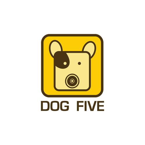 DogFive Logo