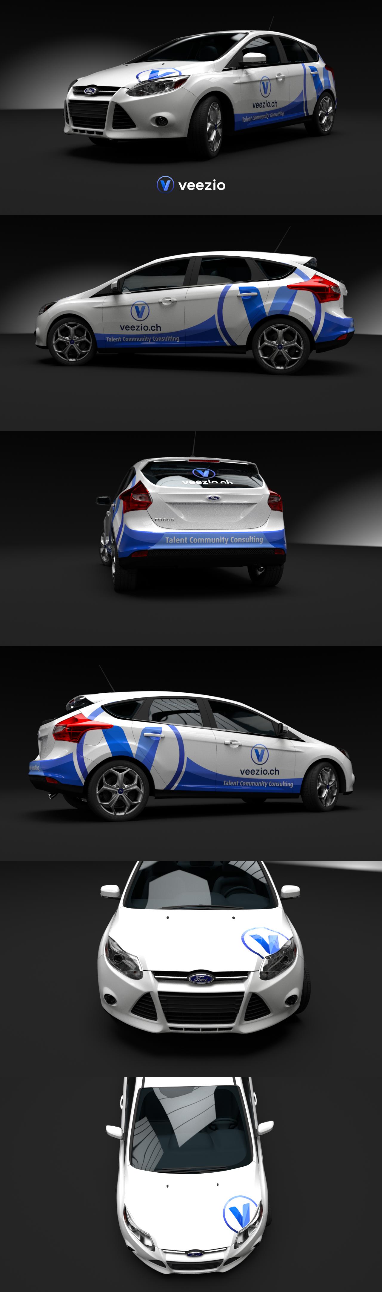 Original Design - Partial Vehicle Wrap
