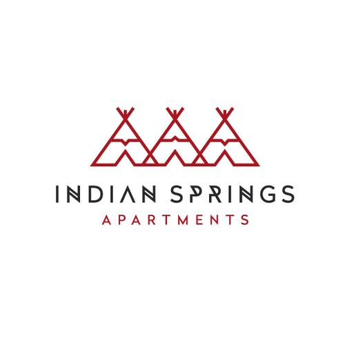 Native American Theme Logo