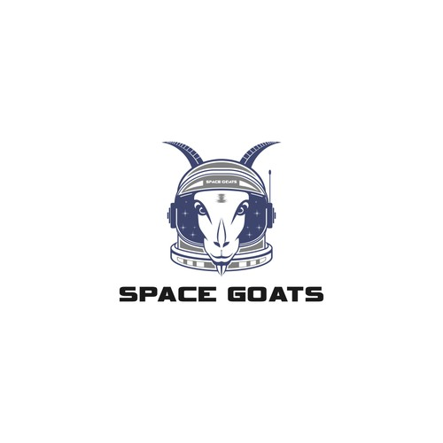 to infinity and beyond - space goats!