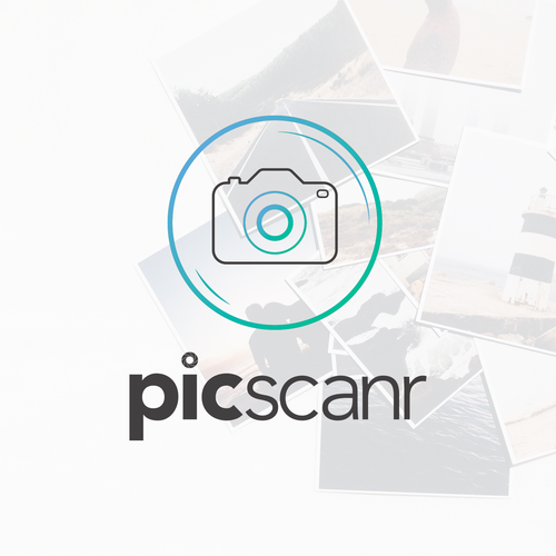 Help us design a logo for picscanr (picscanr.com)
