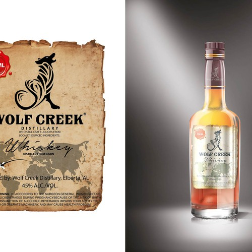 Wolf Creek Whiskey