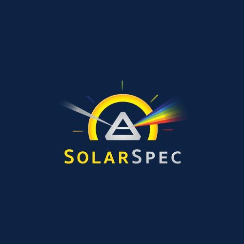 SolarSpec Logo Design