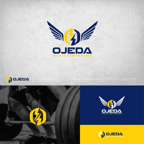 Logo concept for Ojeda Sports Performance