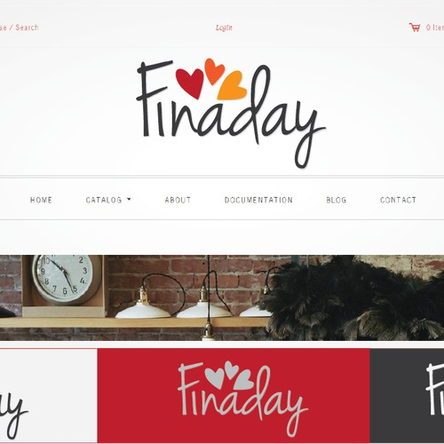 Finaday needs an awesome logo by you!