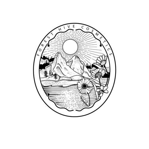 illustrative logo.