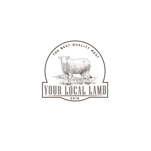 logo concept for local lamd