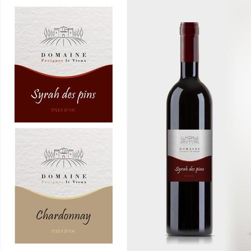 Preignes le Vieux wine