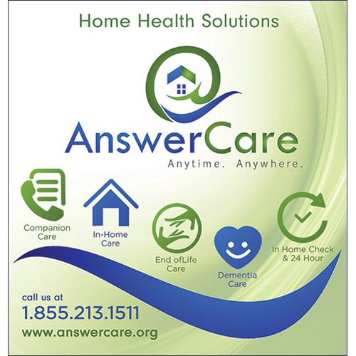 AnswerCare - Signage (home care)
