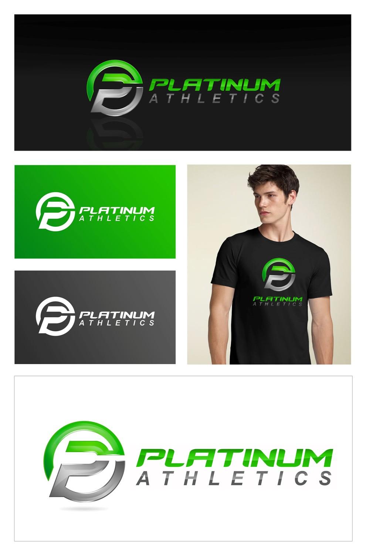 Platinum Athletics  needs a new logo