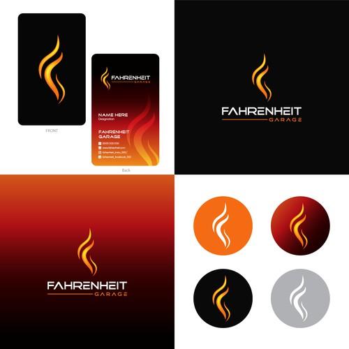 Logo design & Brand identity design